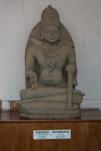 Kadri Temple C10 Matsyendranāth Mangalore Museum