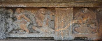 3 Siddhas including Matsyendra